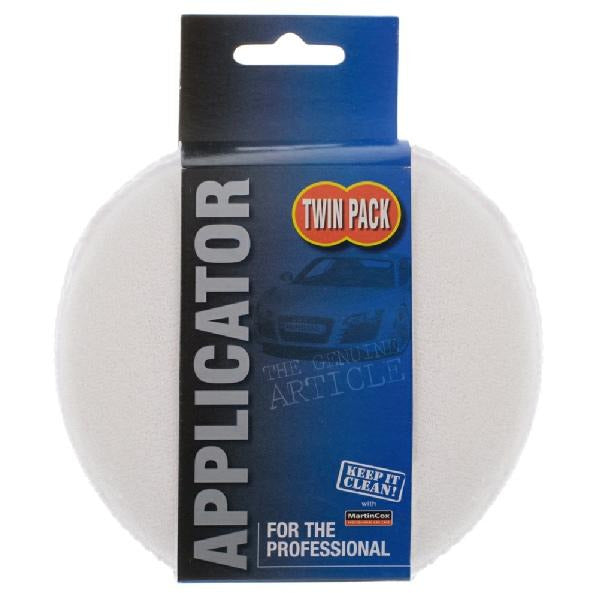 Professional Car Car Terry Cloth Applicator Pad - WWW.PLANETAUTO.IE