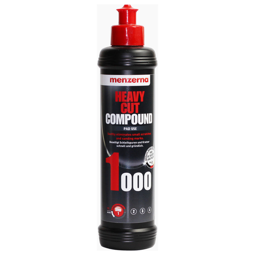 Menzerna Heavy Cut Compound 250ml
