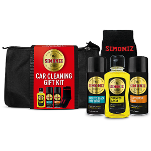 Simoniz Car Cleaning Gift Kit with Cotton Rich Socks - WWW.PLANETAUTO.IE