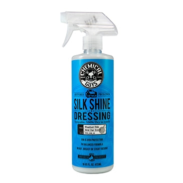 Chemical Guys Silk Shine Sprayable Dressing 473ml - WWW.PLANETAUTO.IE