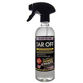 Power Maxed Tar Off 500ml - WWW.PLANETAUTO.IE