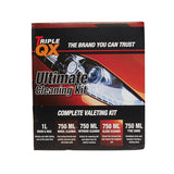 Triple QX Ultimate Cleaning Kit - WWW.PLANETAUTO.IE