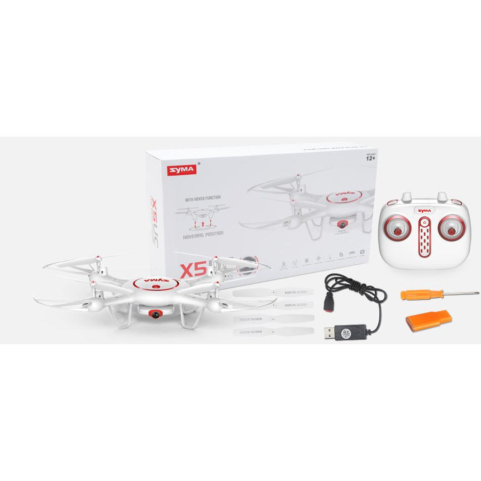 Syma X5UC Drone With Camera - WWW.PLANETAUTO.IE