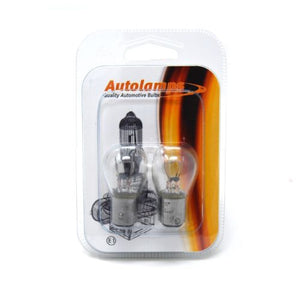 Autolamps Stop/Tail Light 12v 21/5w BAY15D Pair
