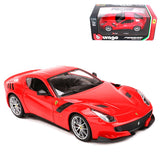 Burago Ferrari F12tdf 1/24 Scale Die Cast Model