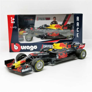 Burago Red Bull RB14 1/43 Scale Model