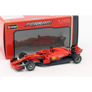 Burago Ferrari SF-71H 1/43 Scale Model