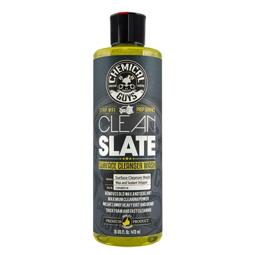 Chemical Guys Clean Slate Surface Cleanser Wash 473ml - WWW.PLANETAUTO.IE