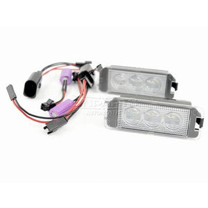 VW LED Licence Plate Lamp - WWW.PLANETAUTO.IE