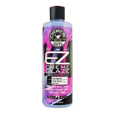 Chemical Guys EZ Creme Glaze 473ml - WWW.PLANETAUTO.IE