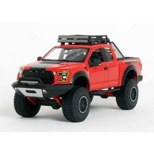 Maisto Design Ford F-150 Raptor 1:24 Scale Model - WWW.PLANETAUTO.IE