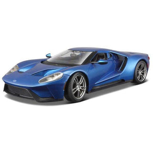 Maisto Special Edition 2017 Ford GT 1/18 Die Cast Model