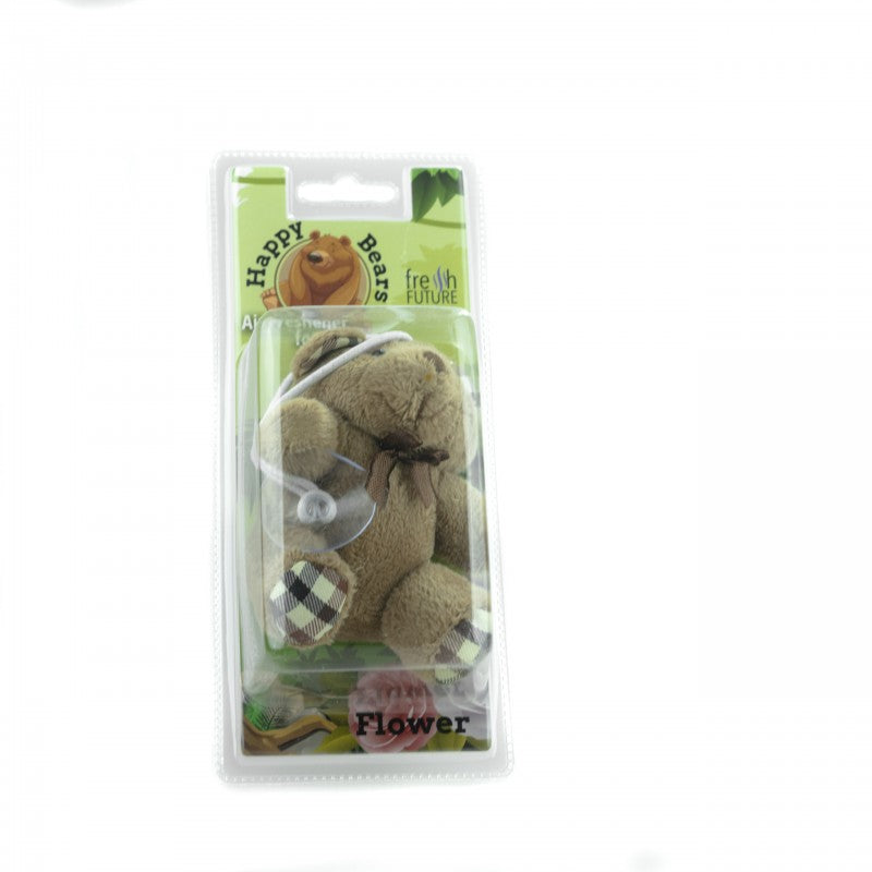 Happy Bears Air Freshener Flower Scent