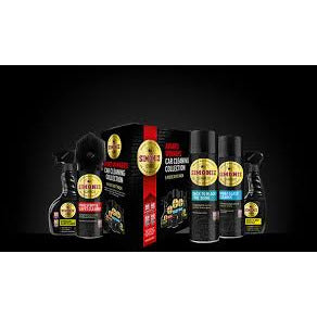 Simoniz Award Winners Car Cleaning Collection Gift Set - WWW.PLANETAUTO.IE