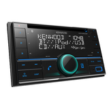 Kenwood DPX-5200BT Double Din Bluetooth CD Receiver