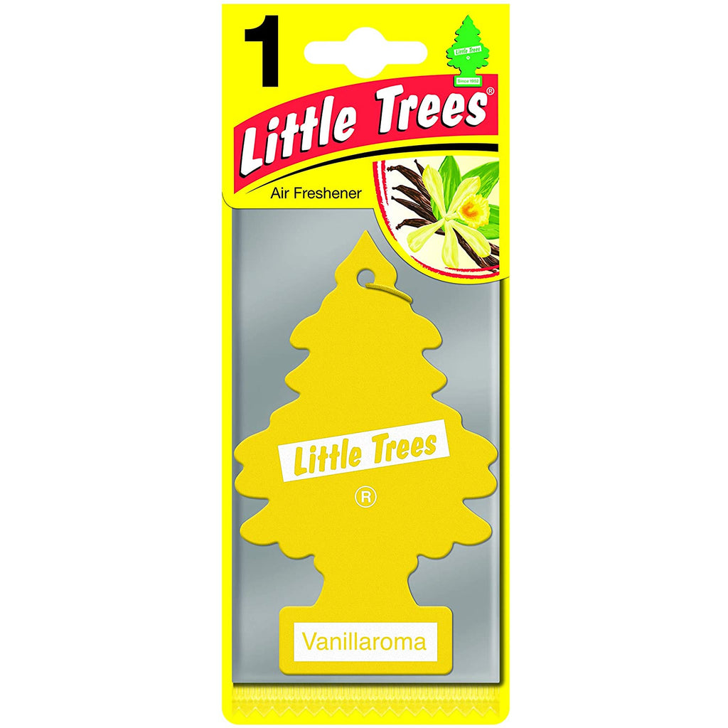 Little Tree Vanillaroma Fragrance