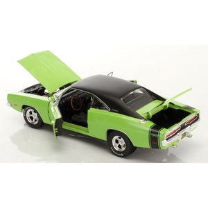 Maisto Design Collection 1969 Dodge Charger R/T 1:18 Model - WWW.PLANETAUTO.IE