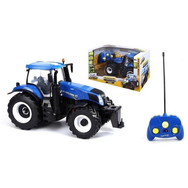 Maisto Farm Series Remote Control New Holland T8.320 1:16