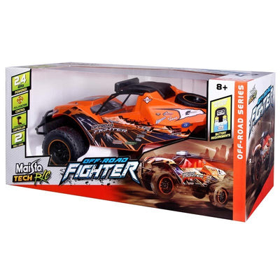 Maisto 1:6 Rc Rally Off Road Fighter - WWW.PLANETAUTO.IE
