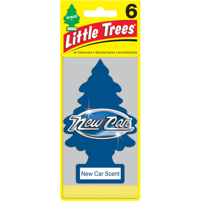 Little Tree New Car Scent 3 pack - WWW.PLANETAUTO.IE