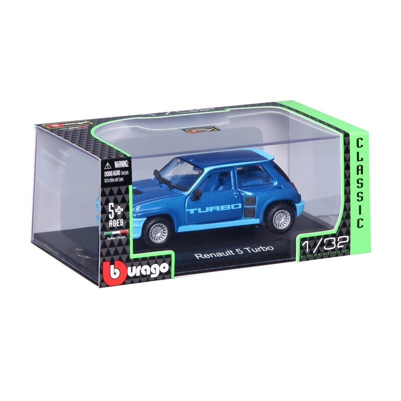 Burago Renault 5 Turbo 1:32 Model - WWW.PLANETAUTO.IE