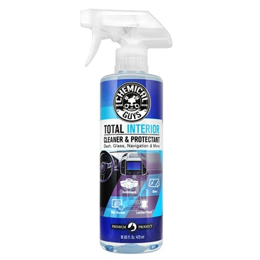 Chemical Guys Total Interior Cleaner & Protectant 473ml - WWW.PLANETAUTO.IE