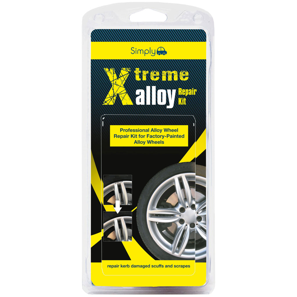 Simply Xtreme Alloy Repair Kit Silver - WWW.PLANETAUTO.IE