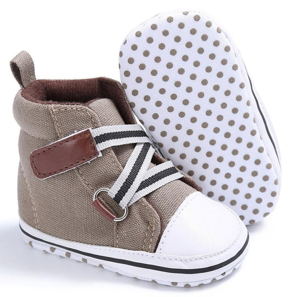 Classic Sport Sneakers with Velcro