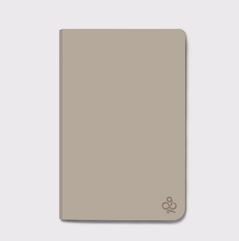 Grey Scale Notebook