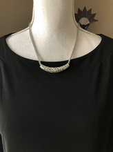 Load image into Gallery viewer, Stainless Steel Filigree Choker