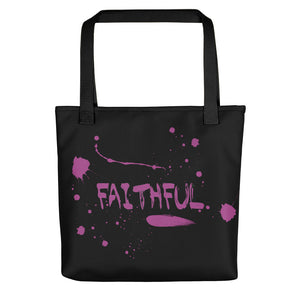 "ADP Tote bag ""FAITHFUL"""