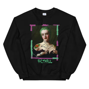 "ADP Unisex Sweatshirt ""FAITHFUL"""
