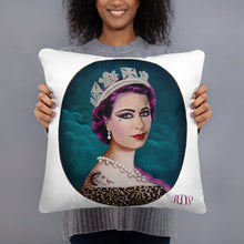 "Load image into Gallery viewer, ADP Basic Pillow ""GOD SAVE THE PUNK!"""