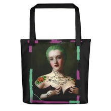 "Load image into Gallery viewer, ADP Tote bag ""FAITHFUL"""