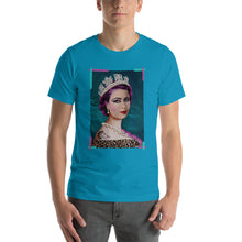 "Load image into Gallery viewer, ADP Short-Sleeve Unisex T-Shirt ""God Save The Punk!"""