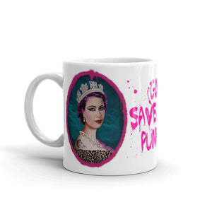 "ADP Mug ""God Save The Punk!"""