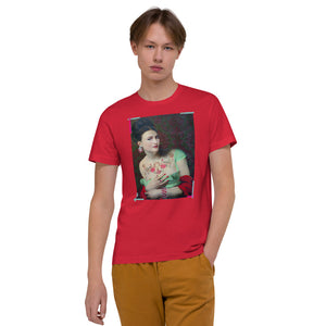 "ADP Unisex Organic Cotton T-Shirt ""Love, Live and Be Perfect"""