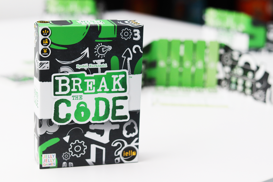 Break the Code: questions, deductions, intuitions!