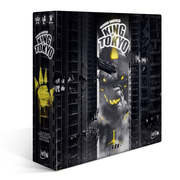 Early King of Tokyo Dark Edition release and Local Game Store support program