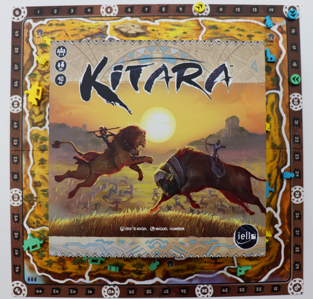 Kitara - Conquer the Empire