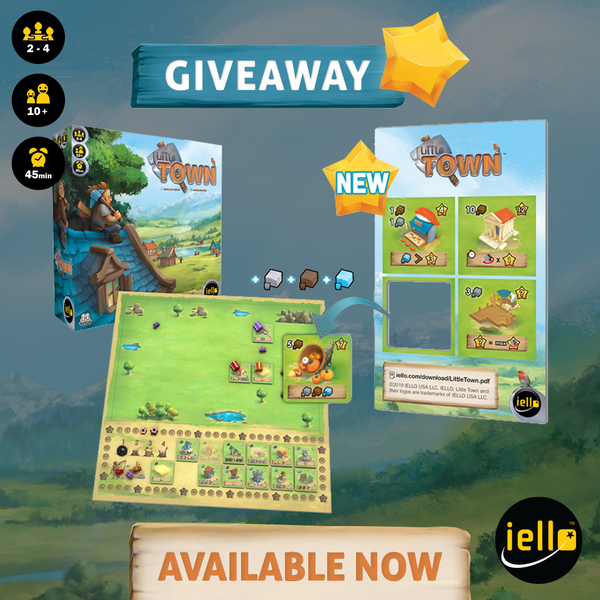 Little Town Giveaway