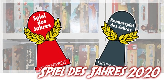 SPIEL 2020: The Nominated IELLO Games!