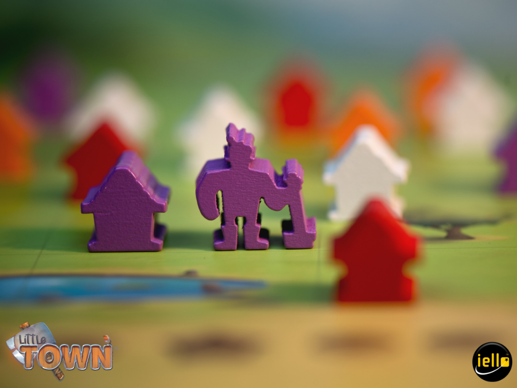 A Look Inside Our Newest Board Game: Little Town – IELLO