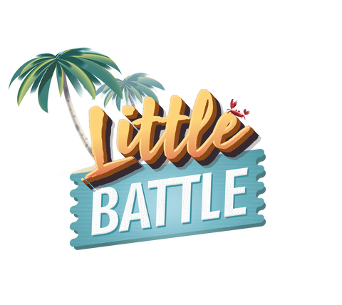 Logo Little Battle by LOKI