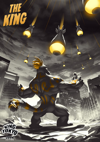 The King King of Tokyo Dark Edition