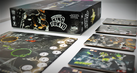 King of Tokyo Dark Edition: Have you yet gotten wicked?