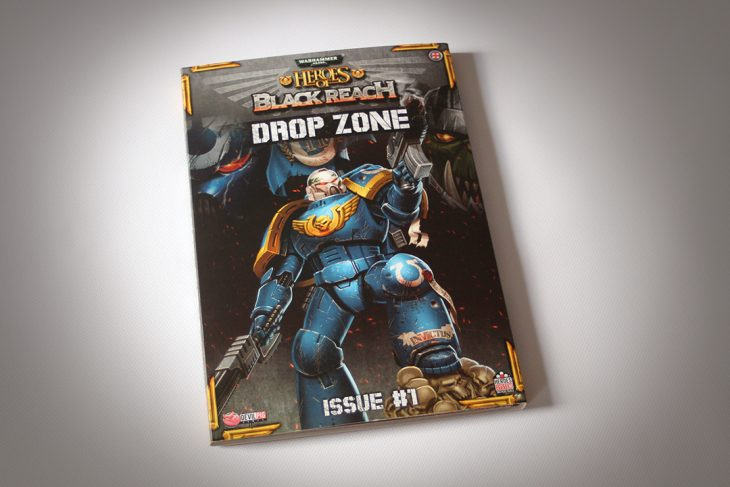 Heroes of Black Reach - Drop Zone - IELLO