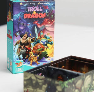 Troll & Dragon - IELLO