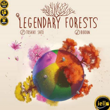 Load image into Gallery viewer, Legendary Forests - IELLO