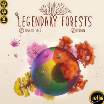 Legendary Forests - IELLO